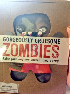 Gorgeously Gruesome Zombies