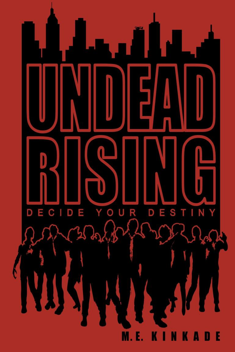 Undead Rising cover