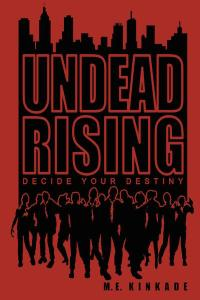 Undead Rising zombie book